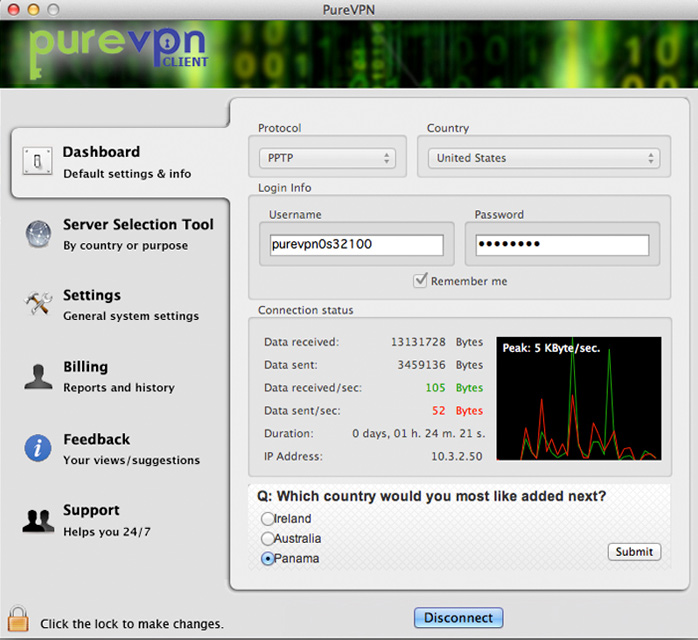 PureVPN for Mac Review - VPN for Mac